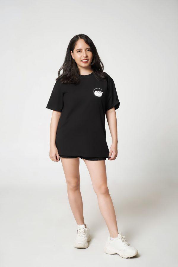 áo Phông Mixi đen (2)