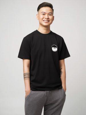 áo Phông Mixi đen